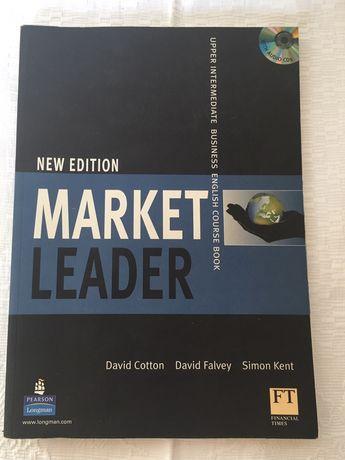 Учебник английского языка Market leader, upper intermidiate