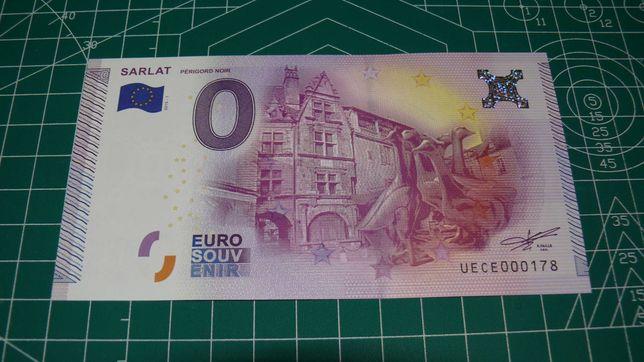 Banknot 0 Euro Souvenir Sarlat 6 gęsi 2015-1  UNIKAT