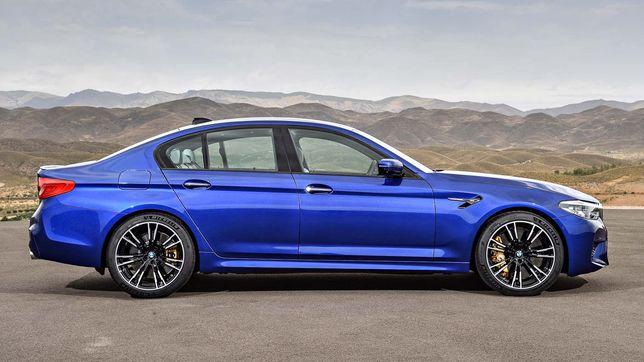 """Jantes BMW M5 G30 8,5+9,5x19"""" 5x112 novas"""