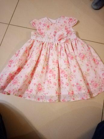 Sukienka rozmiar 74-80