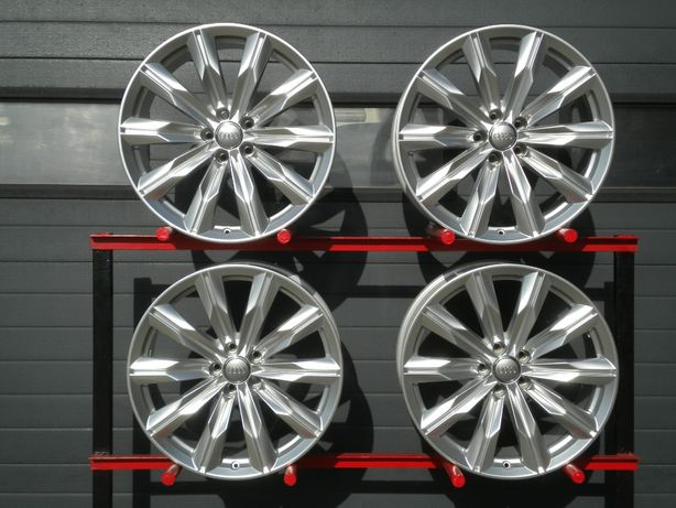 Felgi alu aluminiowe 20 5x112 Org Audi A8 4H S8 A4 A6 Nowy model !!