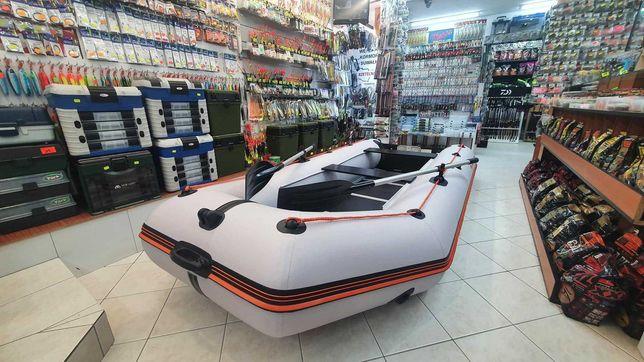 Ponton Kolibri-TOKAREX-WSZYSTKIE Konfiguracje pontonów motorowych KM