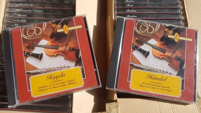 Coleção 50 CDs de Grandes Autores de Música Clássica