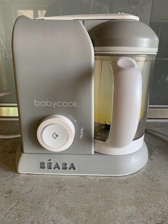 Пароварка beaba babycook solo