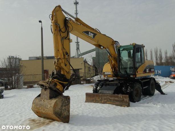 Caterpillar CAT M315C  CAT M315C 2004 rok Głowica Obrotowa Klimatyzacja Webasto
