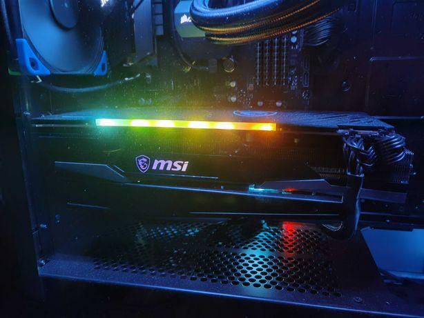 Karta graficzna: MSI Radeon RX 6800 XT GAMING X TRIO 16 GB GDDR6