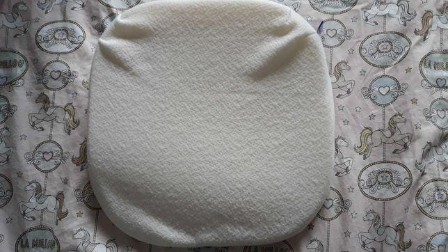 Poduszka klin, przeciw ulewaniu