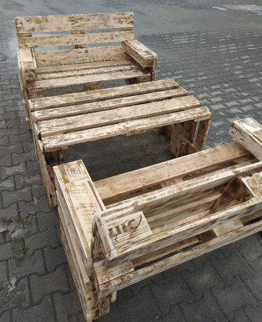 Мебель з поддонов