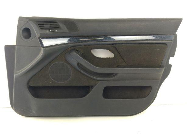 BMW E39 Tapicerka Drzwi Przednia Prawa Prawy Przód