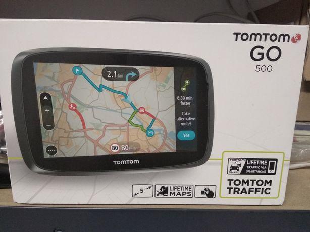 Sprzedam  nawigacje TomTom Go 500