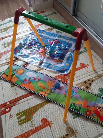 Игрушки для  3-5 мес коврик растяжка
