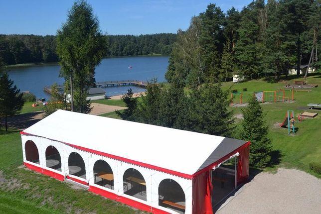 Olplan Olsztyn - Hala namiotowa, namiot imprezowy, hala magazynowa