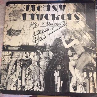 Greasy Truckers Live at Dingwalls Dance Hall (VA LP Vinyl)