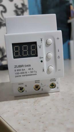 ZUBR D 40t Реле напряжения