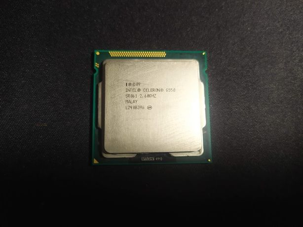 Процессор Intel Celeron G550 2.60GHz, s1155 + куллер