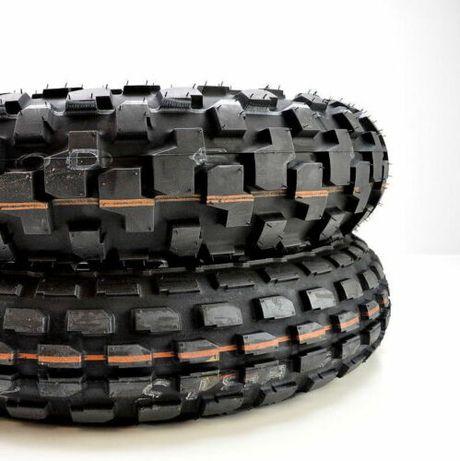 Opony komplet Bridgestone TW31 130/80-18 TW34 180/80-14 Yamaha TW125
