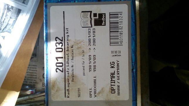 Подшипник optimal 201032 на r14 opel, lanos, nubira