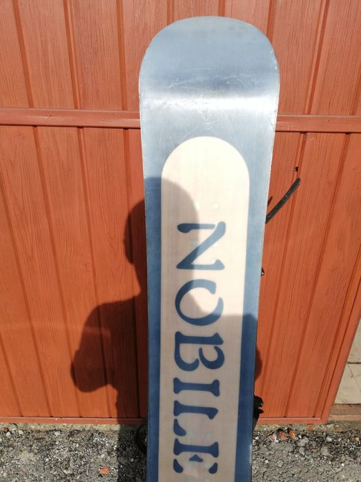Snowboard Nobile buty gratis Bluszczów - image 1