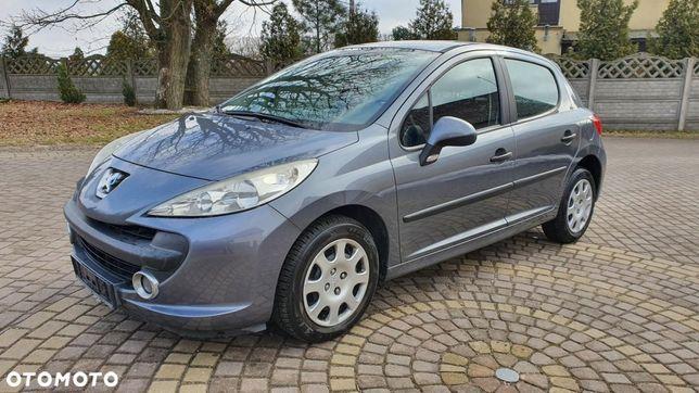 Peugeot 207 1.4 73 KM!! super stan!! MAŁY PRZEBIEG!! SERWIS!!
