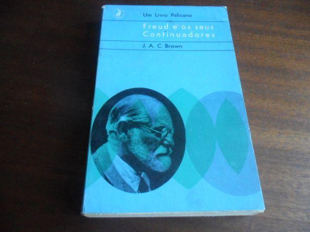 """""""Freud e os Seus Continuadores"""" de J. A. C. Brown"""