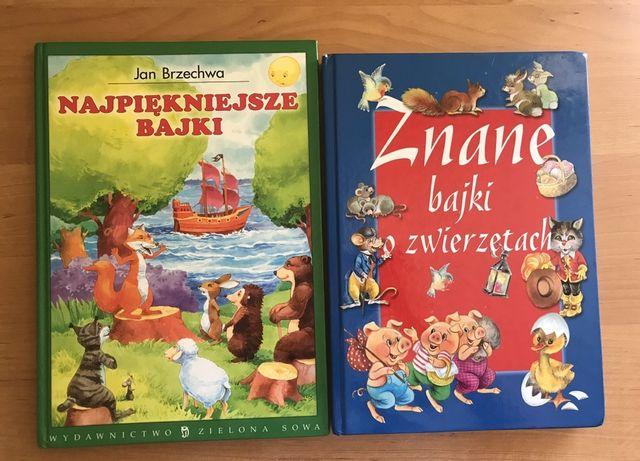 Jan Brzechwa bajki dla dzieci