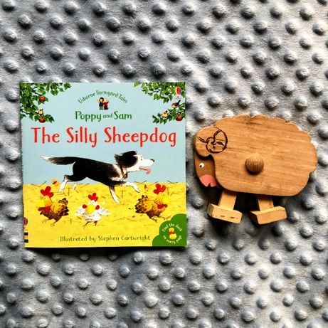 The Silly Sheepdog Farmyard Tales Usborne