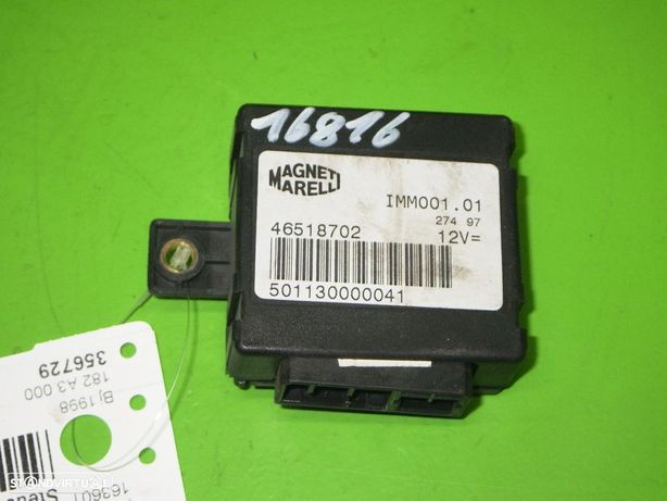 FIAT: 46518702 Centralina FIAT BRAVO I (182_) 1.4 (182.AA)