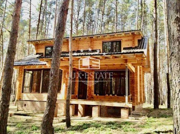 Предлагаем купить деревянный дом со сруба 190м2 в Старом Салтове