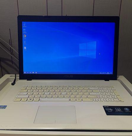 """б/у Ноутбук Asus x75vb 17.3"""" i3-3120m/ddr3 8gb/gt740m/ssd 120/hdd 640"""