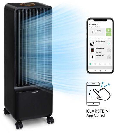Мобильный кондиционер Klarstein Maxflow Smart Wi-Fi 3в1 Германия