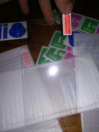 Película vidro huawei p10 lite +adesivo