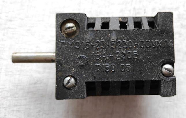 Переключатель пмэ16; Переключатель ПКП-01; Реле Т32М