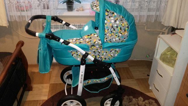 Nowy wózek tanio