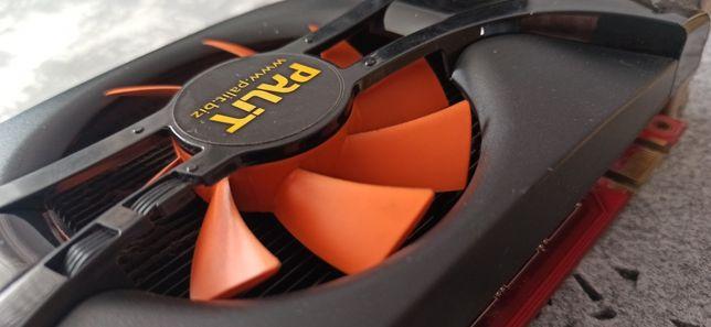 Karta Graficzna GeForce GTX 460 768mb GDDR5 Palit +4GB RAMu