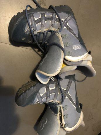 Burton snowboardowe buty