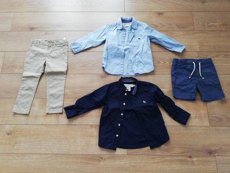 Ubranka dla chłopca rozm. 92