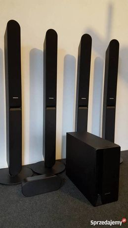 Samsung Kino Domowe Kompletne Moc 1000 W