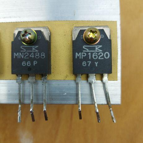Транзистор MN2488+MP1620