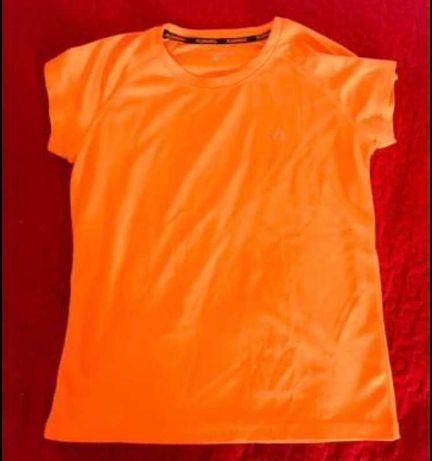 Camisola / T-shirt desportiva da Boomerang Laranja