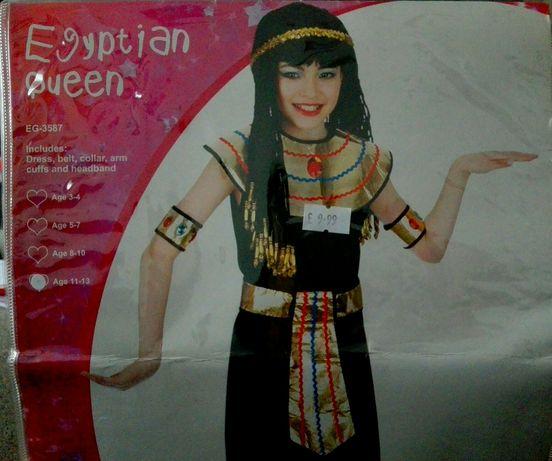 Karnawał - strój karnawałowy - Kleopatra