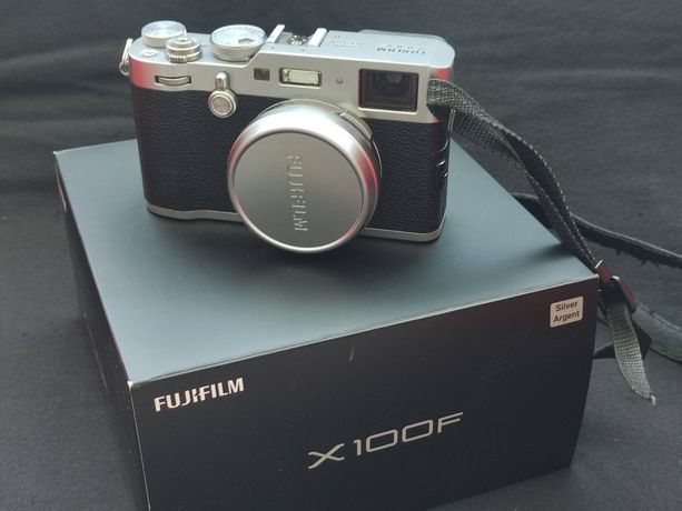 Câmara Fujifilm X100F