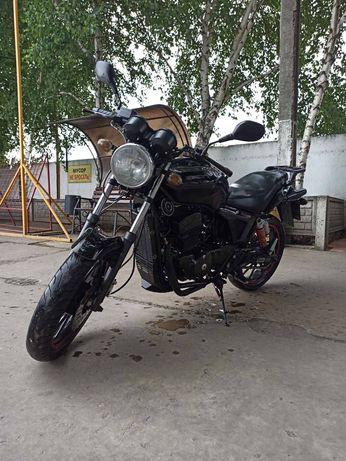 Срочно продам мотоцикл Geon NAC 250i или обмен на авто