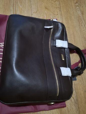 WITTCHEN сумка мужская деловая кожаная