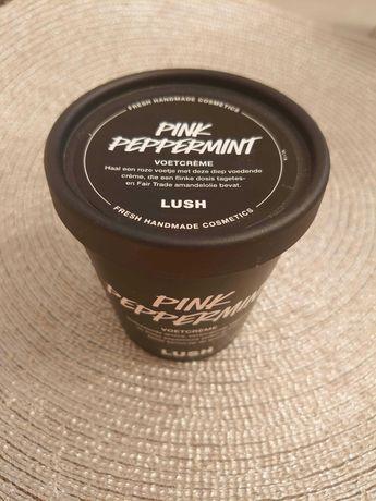 LUSH Pink Peppermint 225g - balsam do stóp