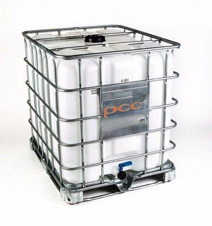 Woda demineralizowana, dejonizowana paletopojemnik 1000 l
