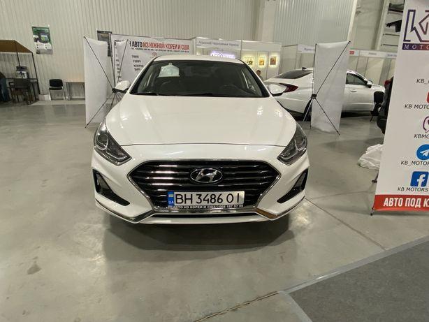 Hyundai Sonata new rise