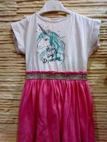 Sukienka na lato r 98/104