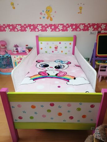 Mobília de menina