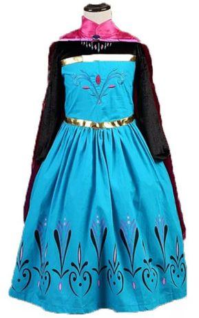 *NOVO*vestido Elsa dia da coroação