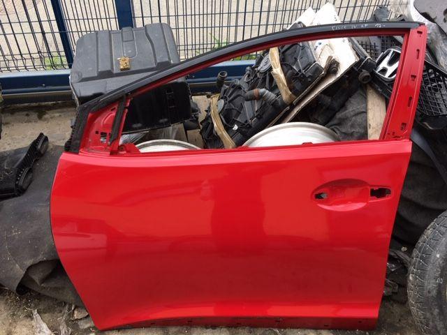 Honda Civic IX Lift 2015- Drzwi Lewe Przód r81 Wieliczka - image 1